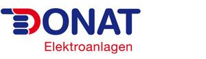 Donat Elektroanlagen Logo